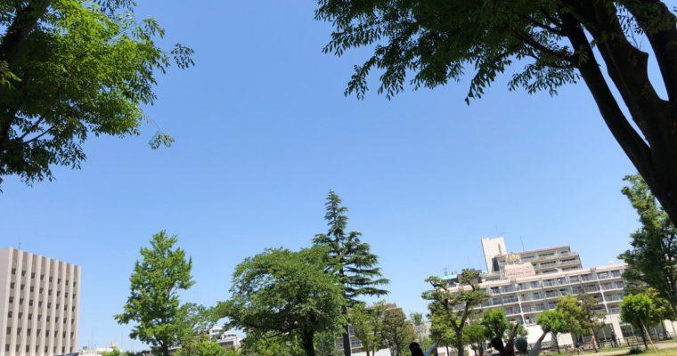 2019年8月10日 中野セントラルパーク「アサヨガ」