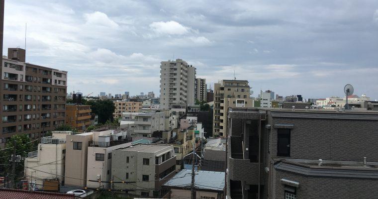 2020/8/1(土)やっと梅雨明け